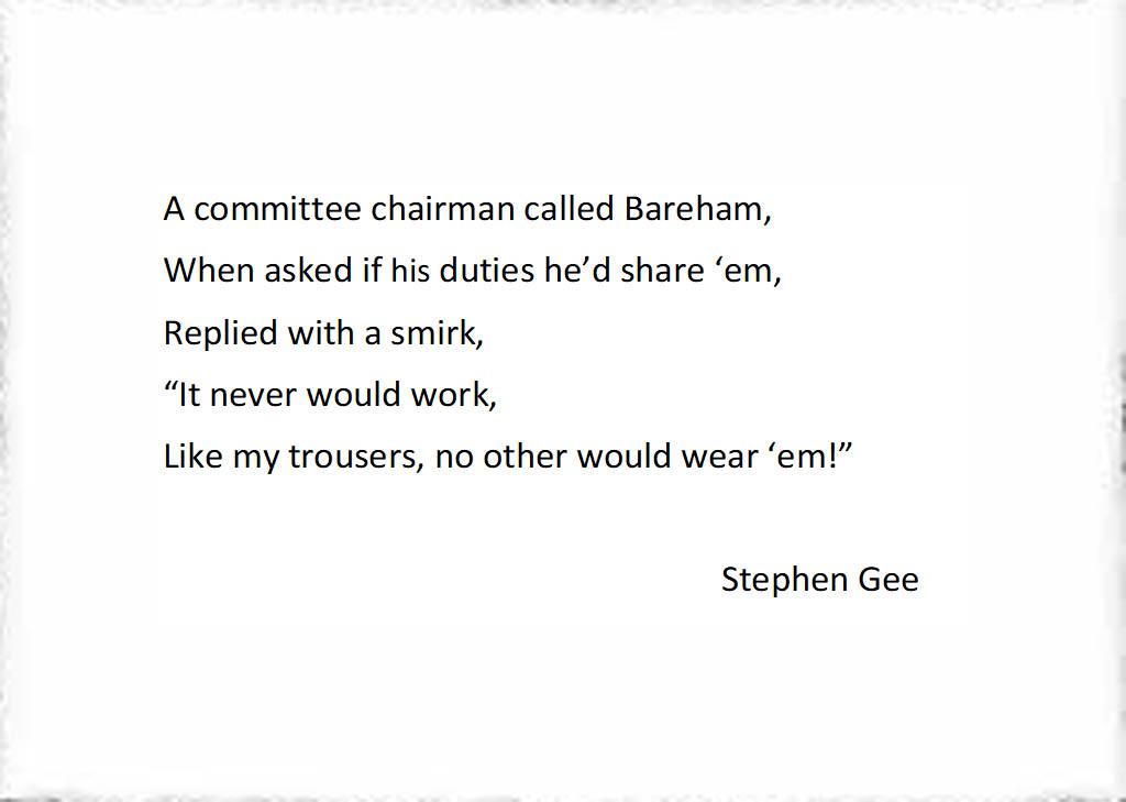 Stephen Gee